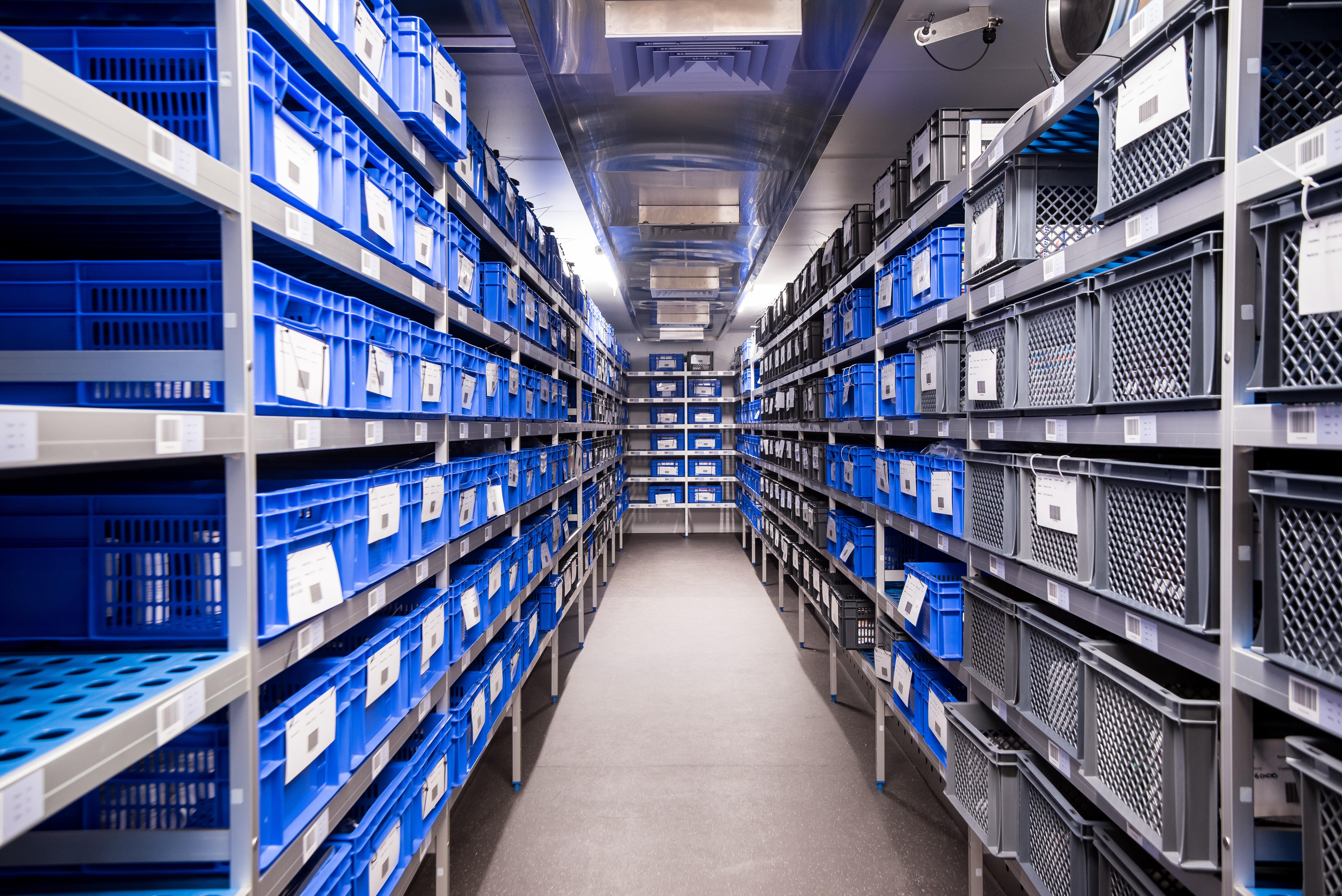 Stability Storage room