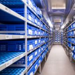 Pharmaceutical trial storage facilities at Q1 Scientific